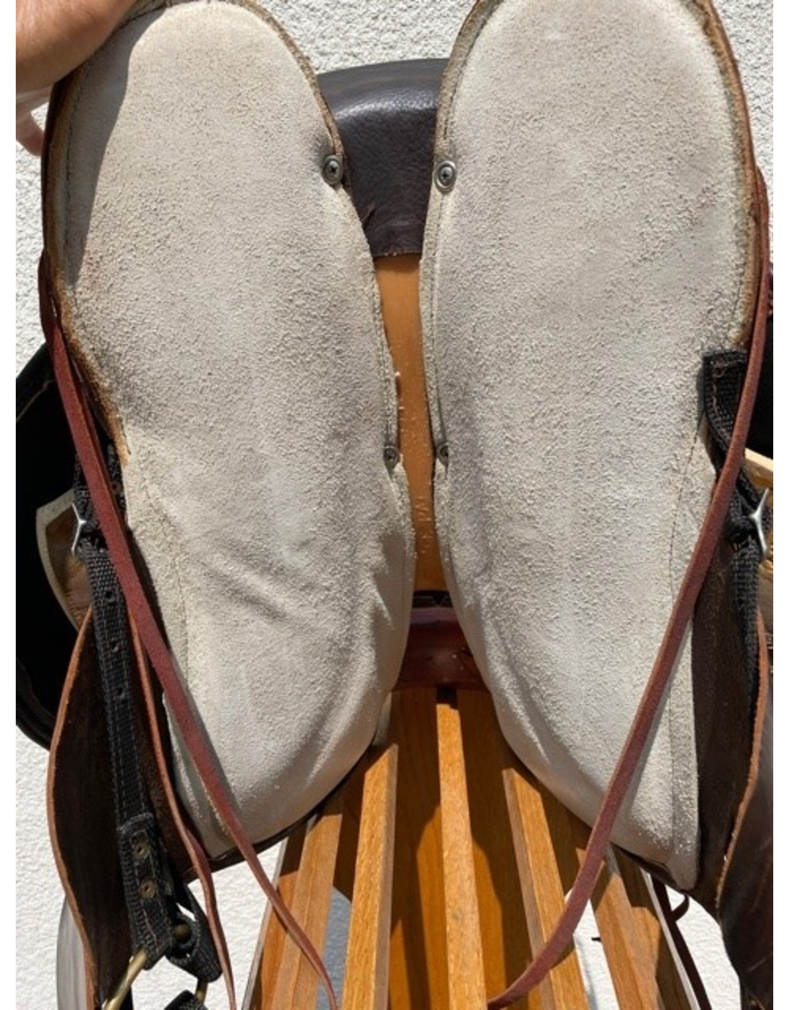 Marciante Western Saddle 15