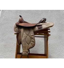 "Big Horn 16"" seat QHB 6.5"""