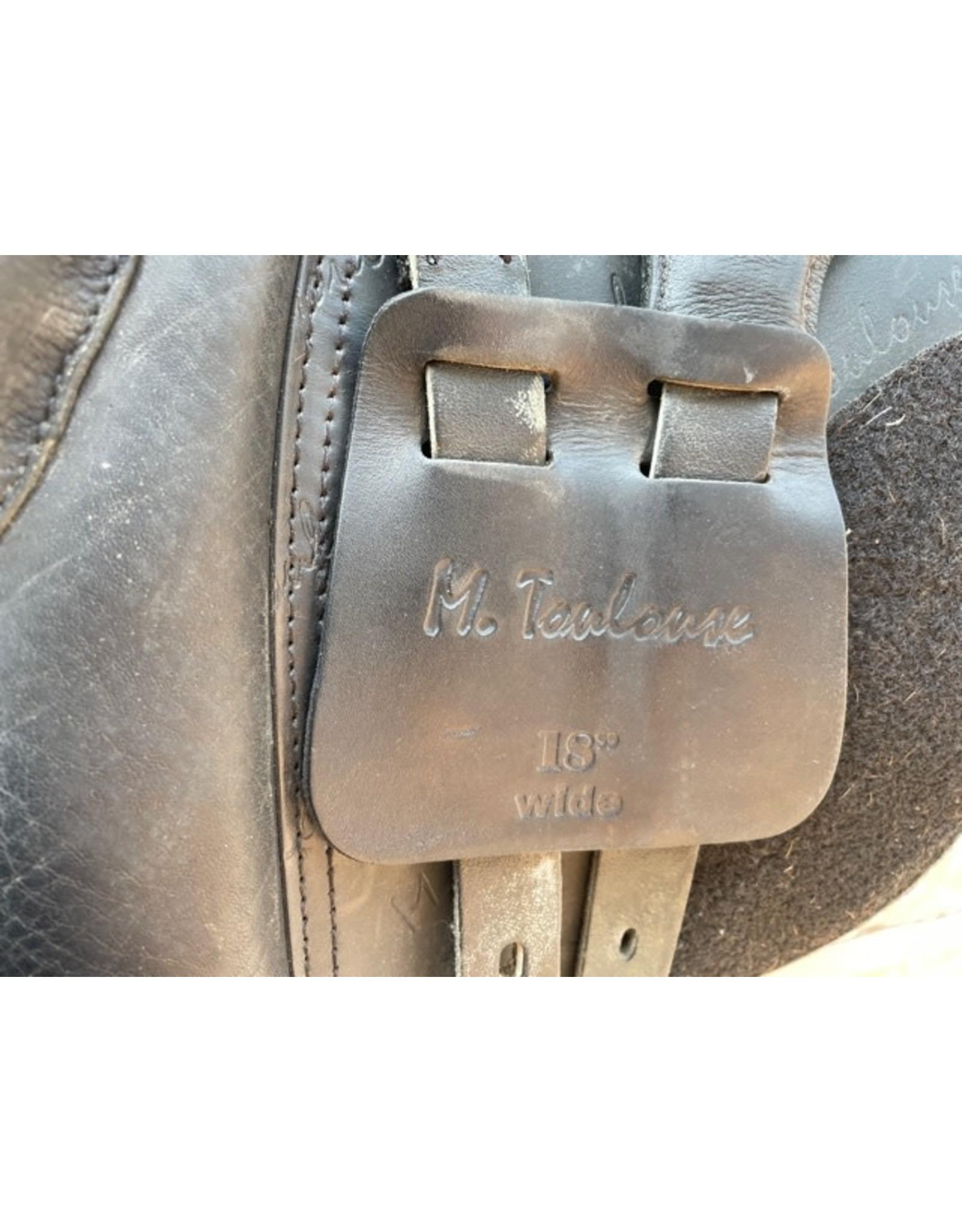 """M Toulouse Dressage 18"""" wide"""