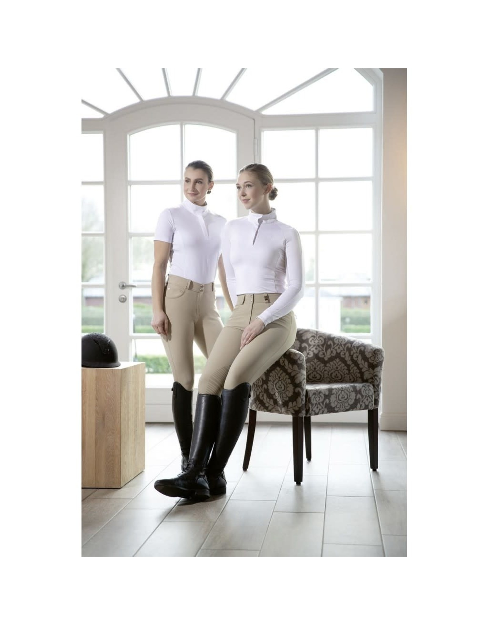 HKM Show Shirt Hunter Short Sleeve Ladies