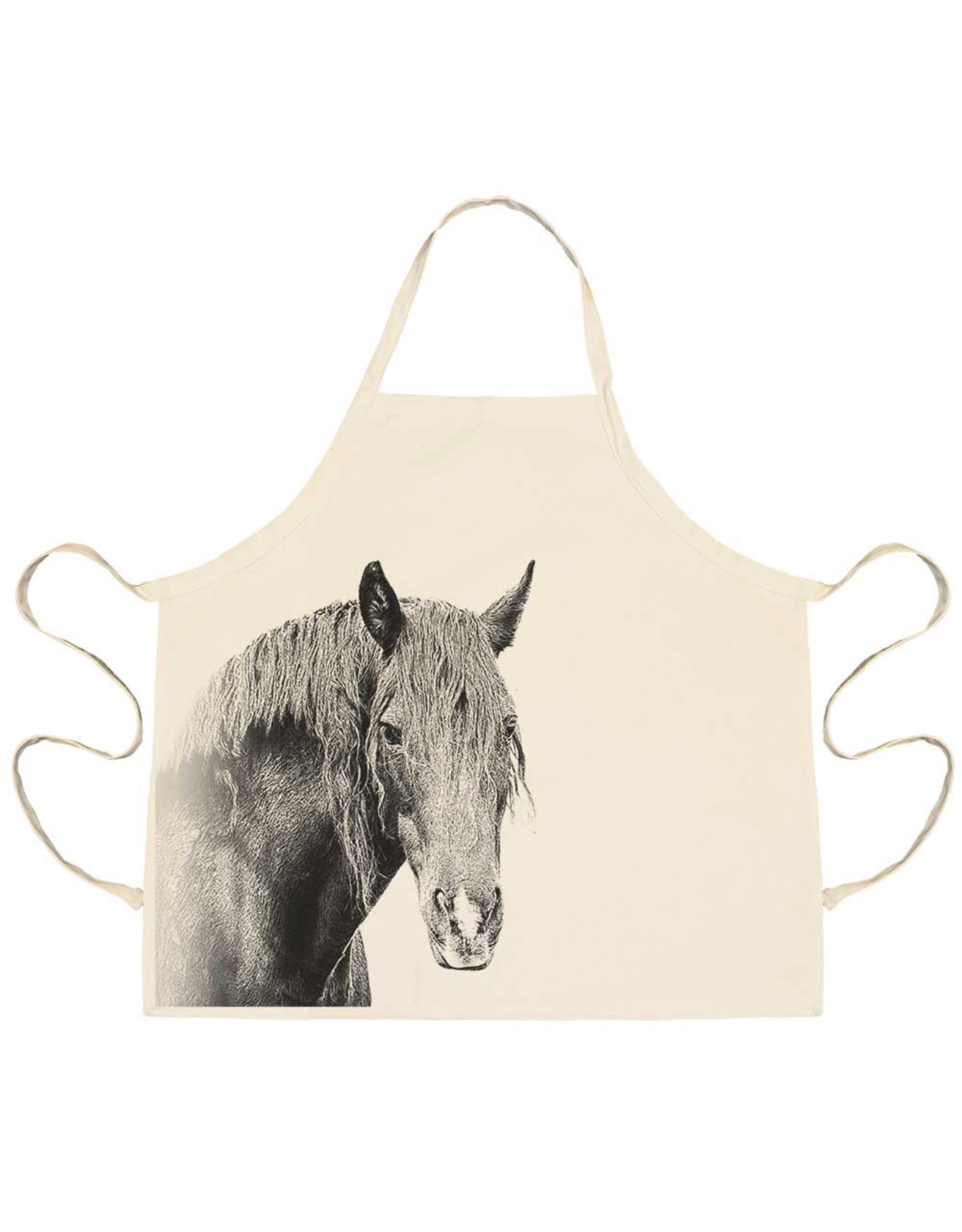 Eric and Christopher Apron 2 Horse