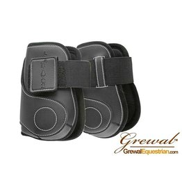 Grewal Open Hind Fetlock Boot Synthetic Black Full