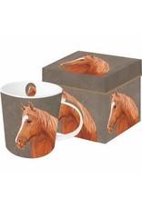 Mr Majestic Chestnut Boxed Mug