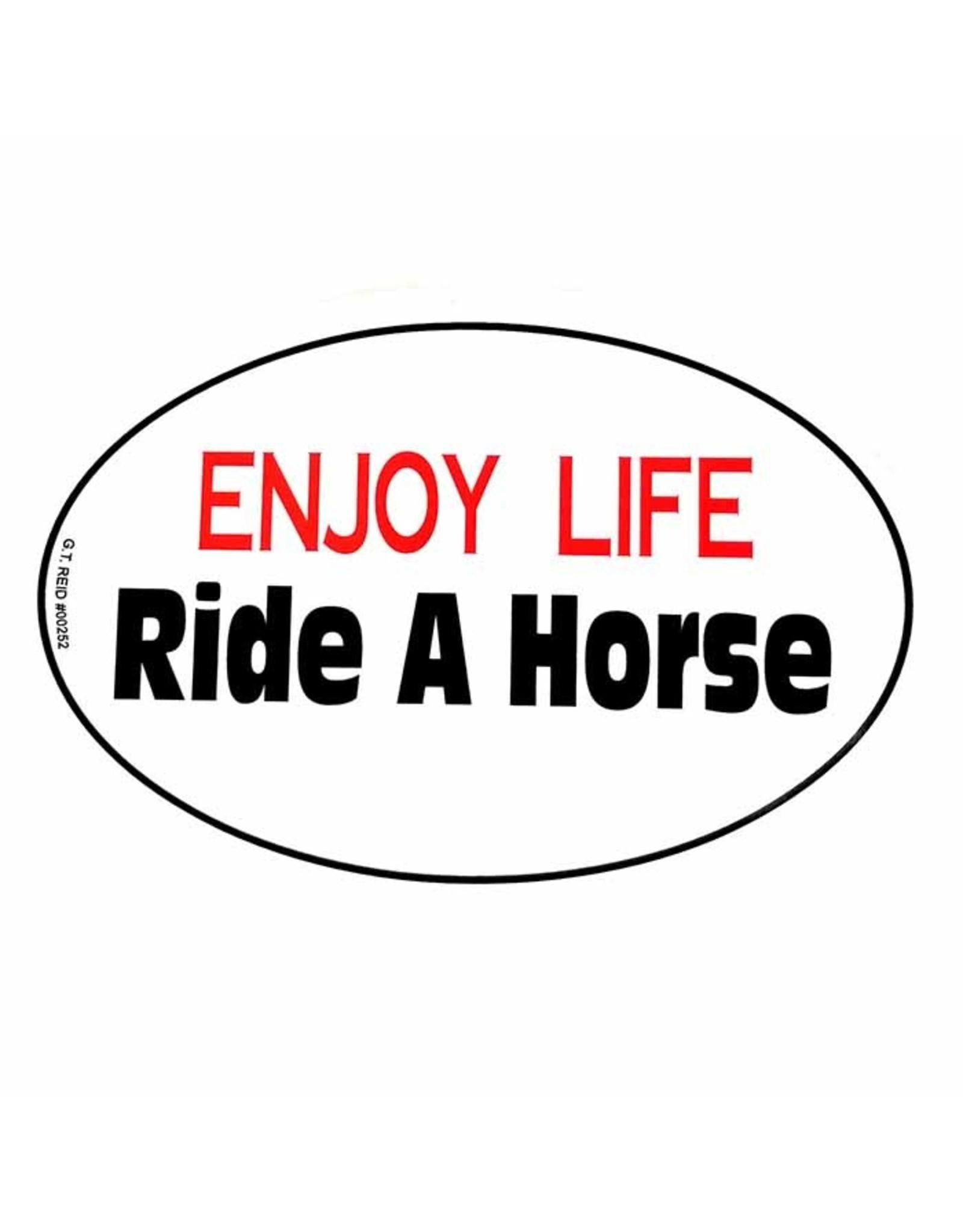 Euro Enjoy Life, Ride a Horse