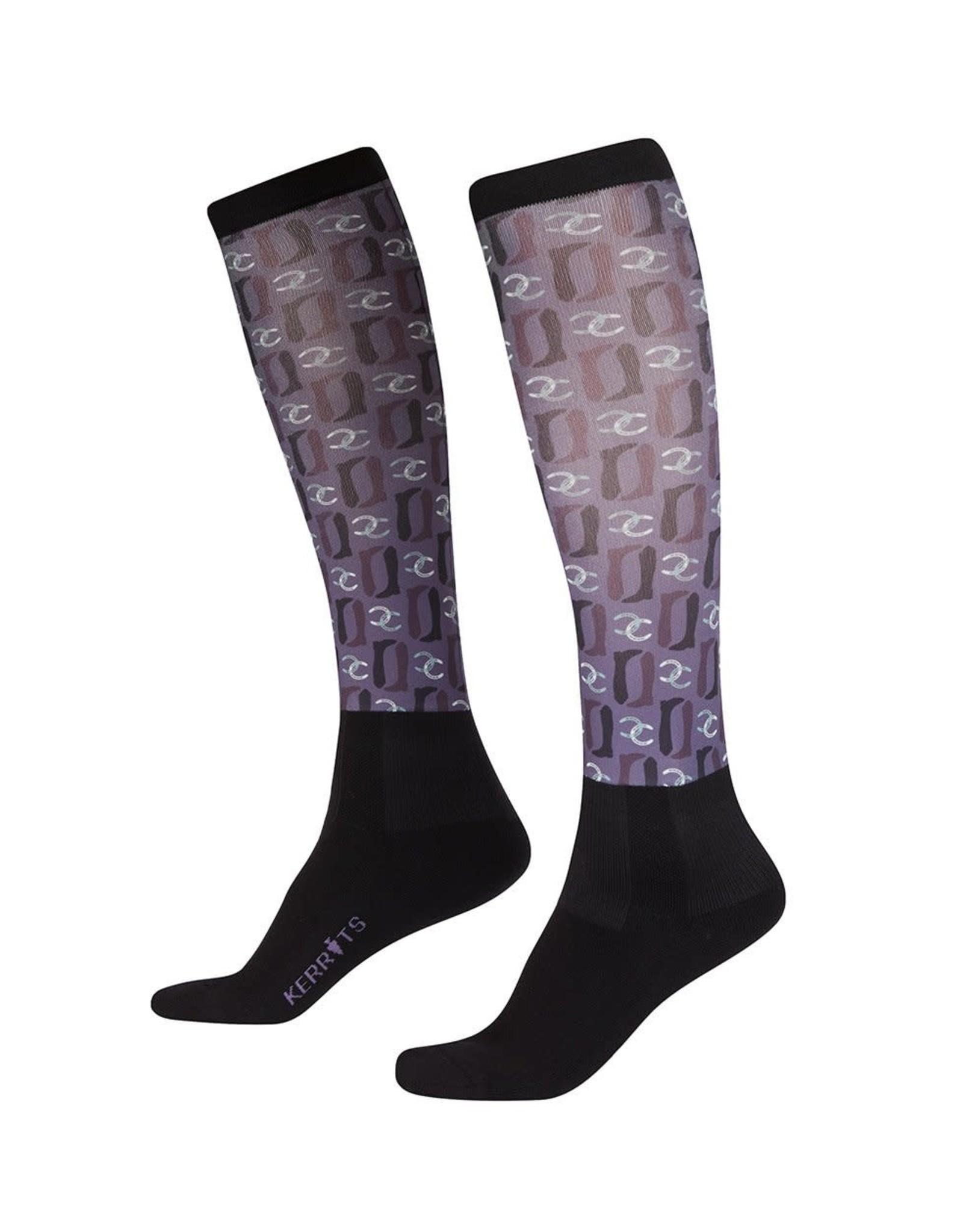 Kerrits Dual Zone Boot Socks Kids