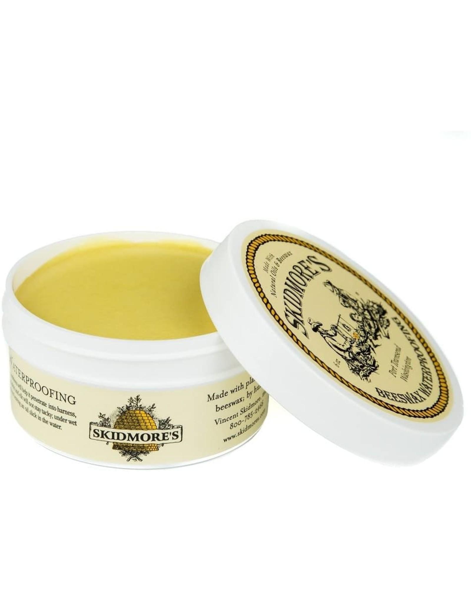 Skidmore's Premium Beeswax Waterproofing 6oz.