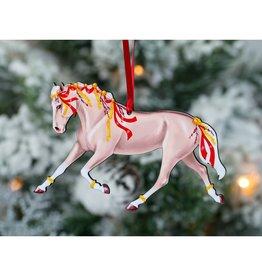 Palomino Horse Christmas Ornament