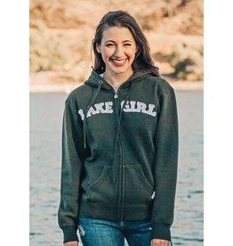Lakegirl Lakegirl Full Zip Hoodie