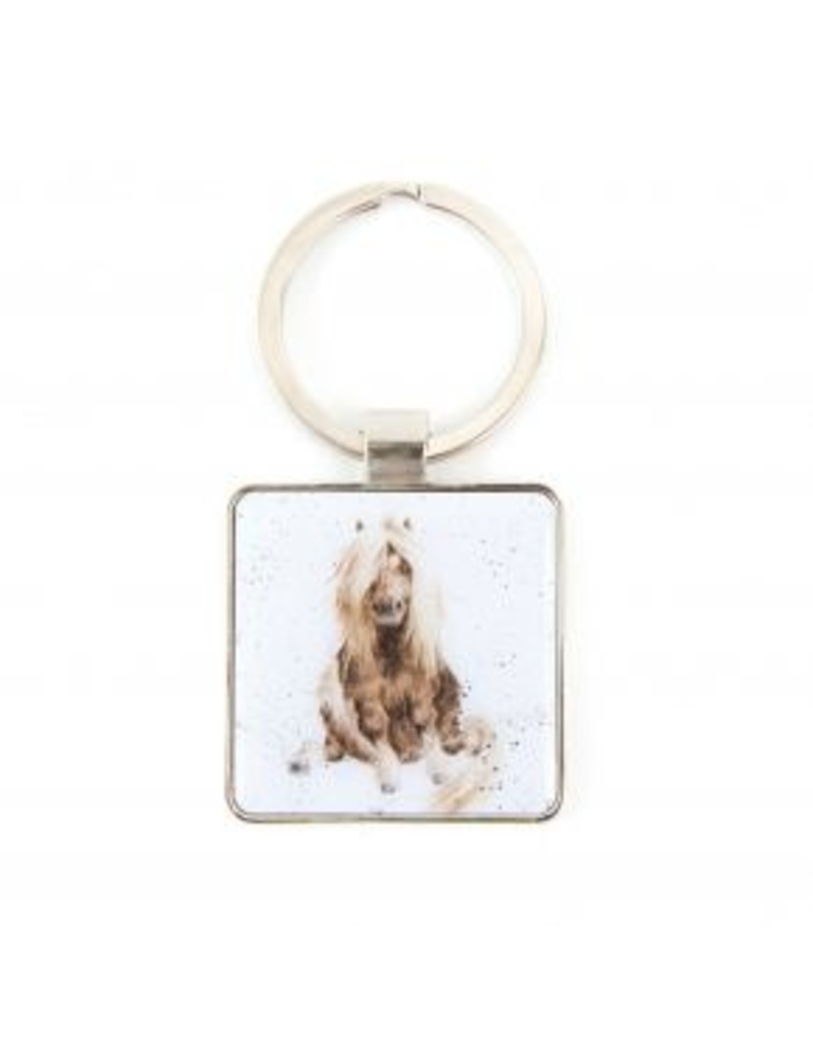 Wrendale Designs Keyring - Gloria