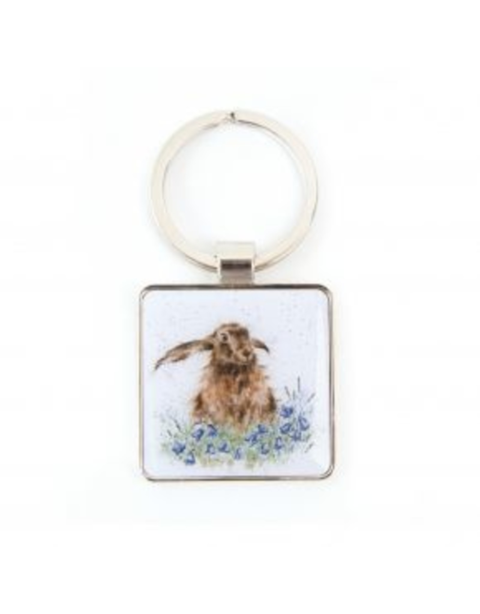 Wrendale Designs Keyring - Bright Eyes
