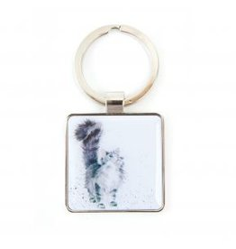 Wrendale Designs Keyring - Lady of the House