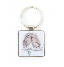 Wrendale Designs Keyring - Birds of a Feather