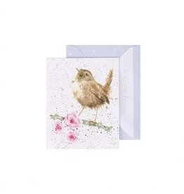 Wrendale Designs Mini-Carte - Petits Gazouillis