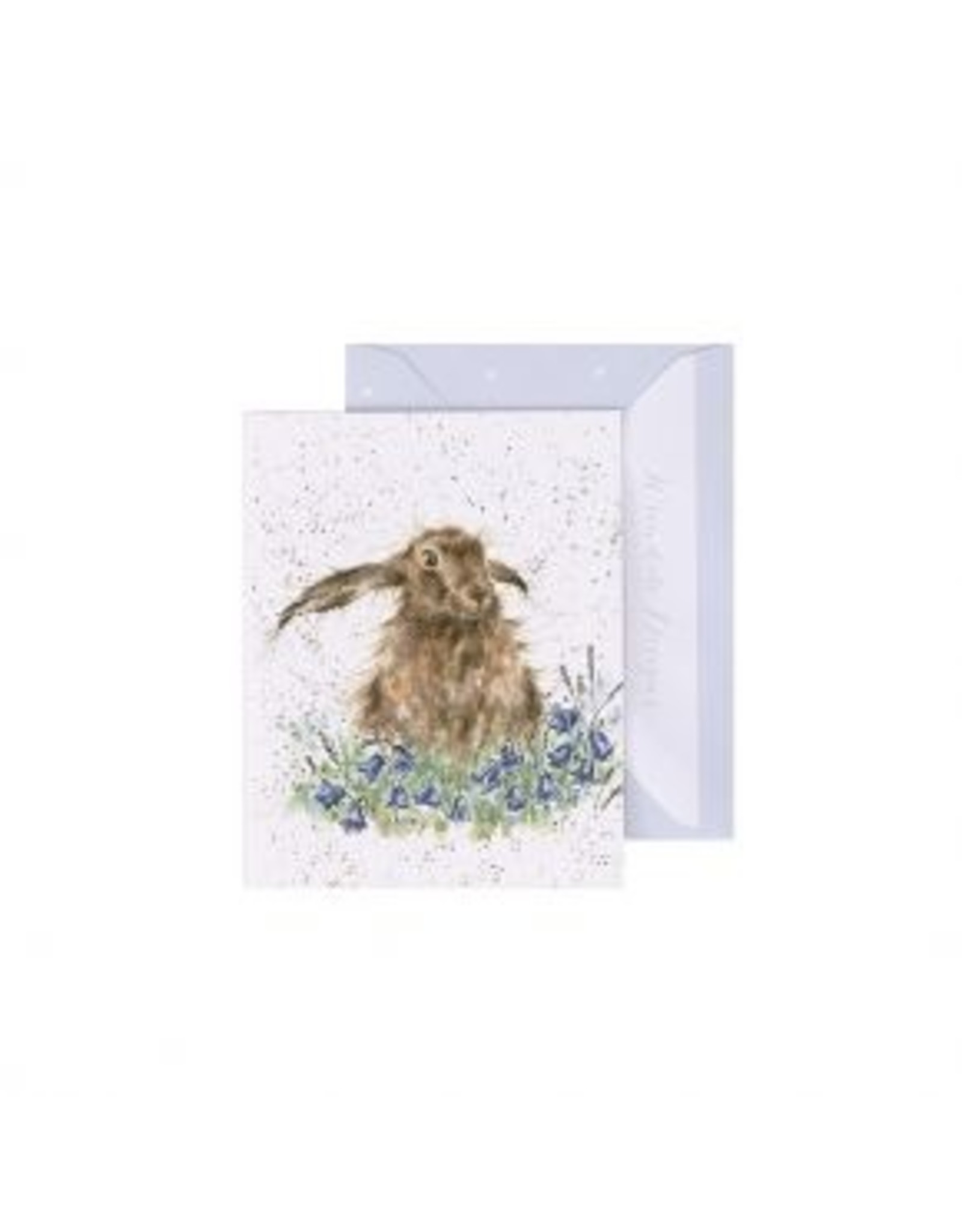 Wrendale Designs Miniature Card -  Bright Eyes