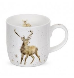 Wrendale Designs Mug - 11 oz Wild at Heart