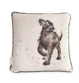 Wrendale Designs Coussin - Balade de chien