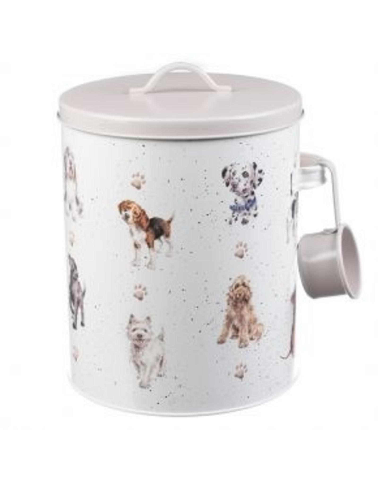 Wrendale Designs Contenant - Boîte à Biscuits pour chien