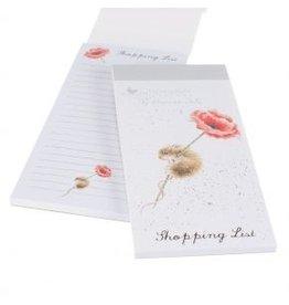 Wrendale Designs Shopping List  - Poppy
