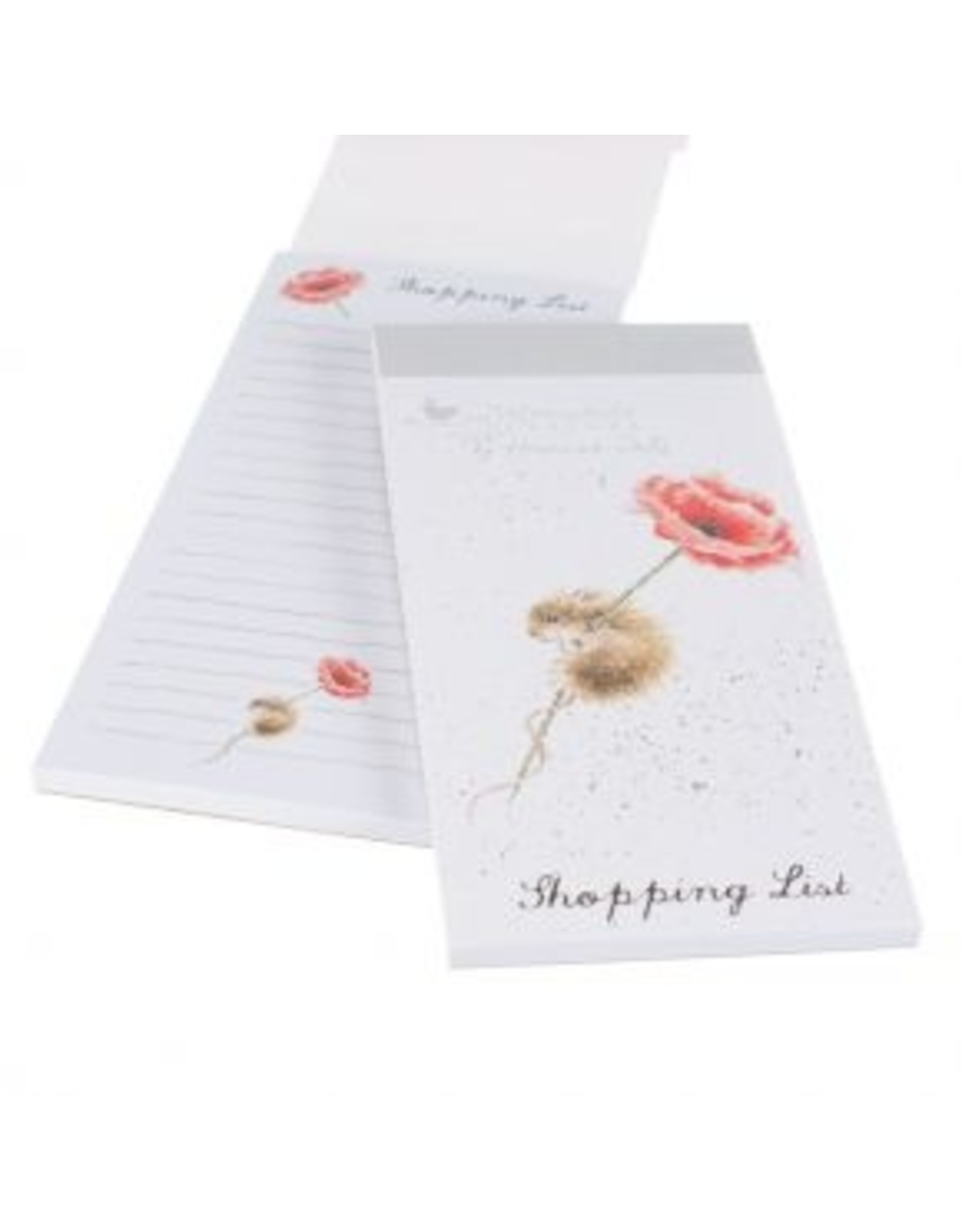 Wrendale Designs Shopping List  - Poppy