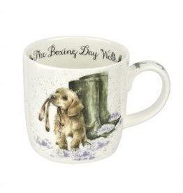 Wrendale Designs Mug 11 oz - Boxing Day walk