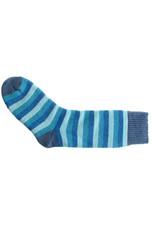 Bas de laine & mot coquin - Socks The Spontaneous (Blue/Variance de Blue)