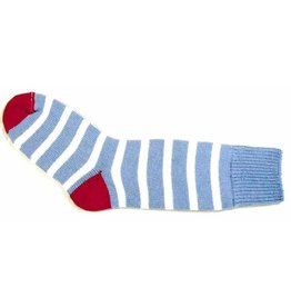 Bas de laine & mot coquin - Socks The Thinker