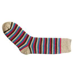 Bas de laine & mot coquin - Socks The Nonchalant