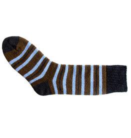 Bas de laine & mot coquin - Socks The Socialite