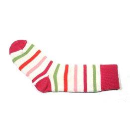 Bas de laine & mot coquin - Socks The Artist