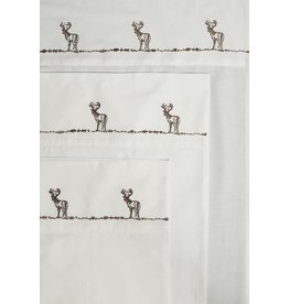 Carstens - Sheets Embroidered Buck