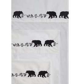 Carstens - Sheets Embroidered Bear