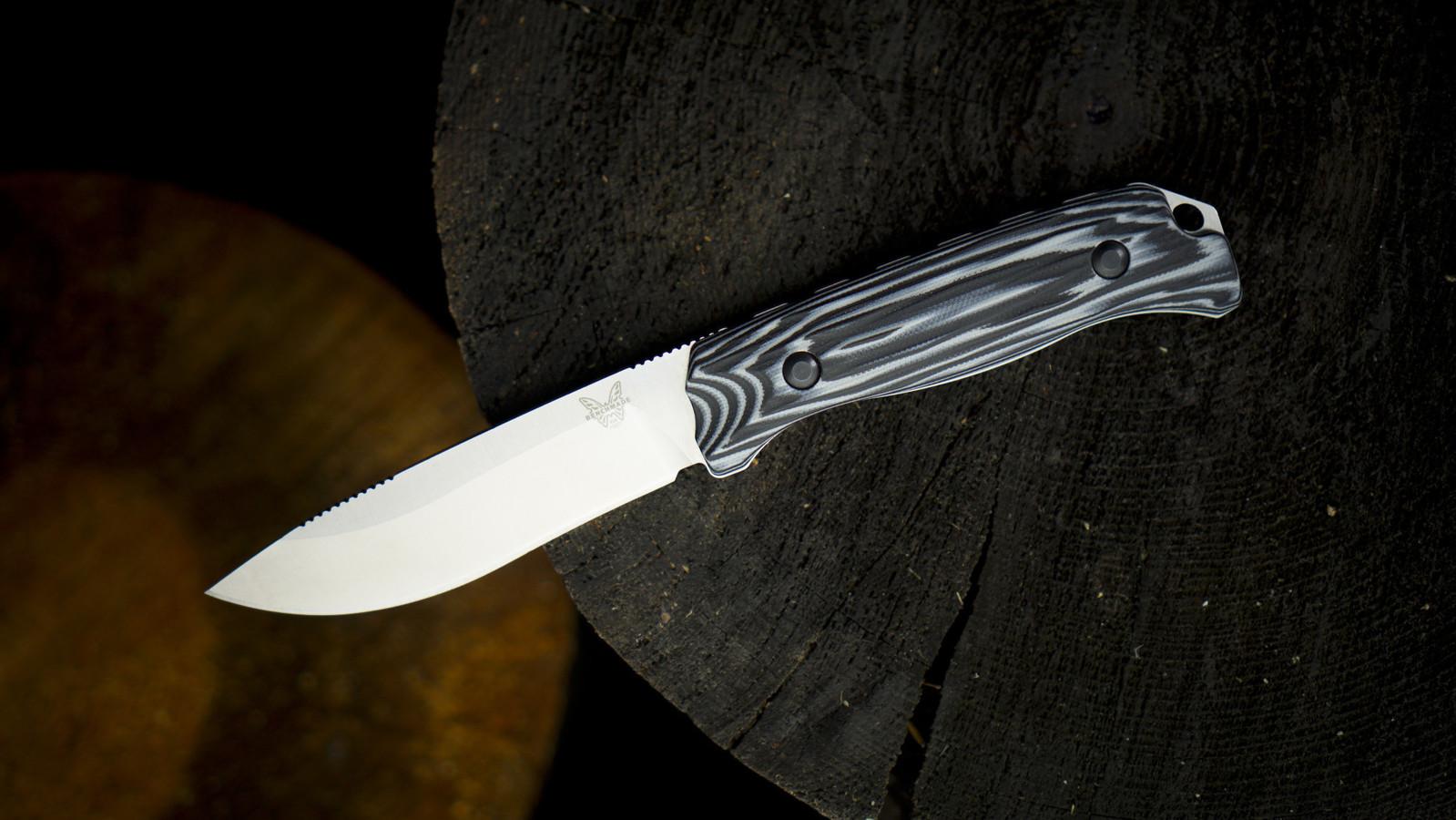 Benchmade Benchmade Saddle Mountain Skinner 15001-1