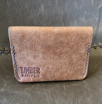 Timber Knives Timber Knives Leather Wallet