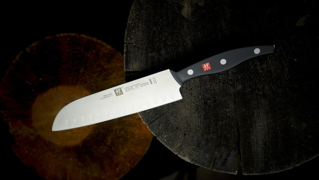 Zwilling Zwilling Twin Pollux 7-Inch Hollow Edge Santoku