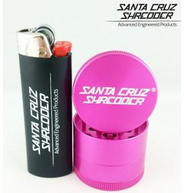 Santa Cruz Shredder Santa Cruz Shredder Small 4Pc Pink