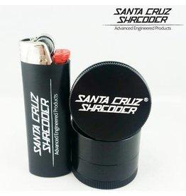 Santa Cruz Shredder Santa Cruz Shredder  Sm 4Pc Matte Black