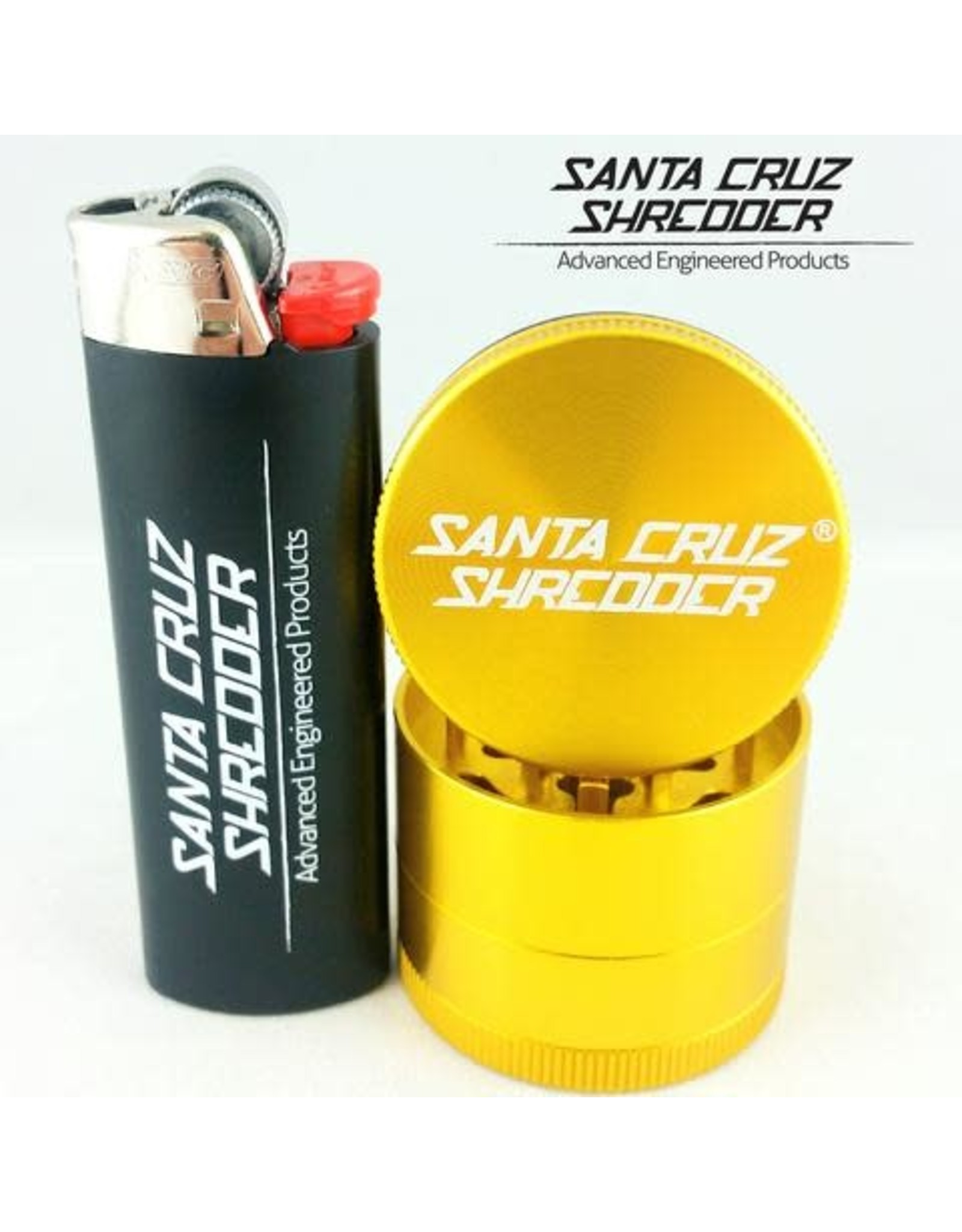 Santa Cruz Shredder Santa Cruz Shredder Small 4Pc Gold