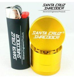 Santa Cruz Shredder Santa Cruz Shredder  Sm 4Pc Gold
