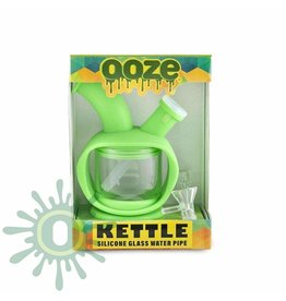 ooze Ooze Kettle Silicone Green