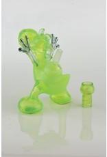 Lee Machine Lee machine slime green Yoshi rig