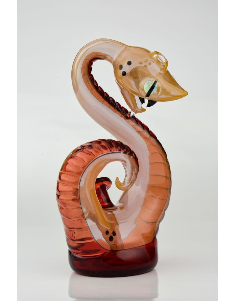 niko cray Niko Cray Snake Pomegranate & Thomas Transparent Orange 14mm