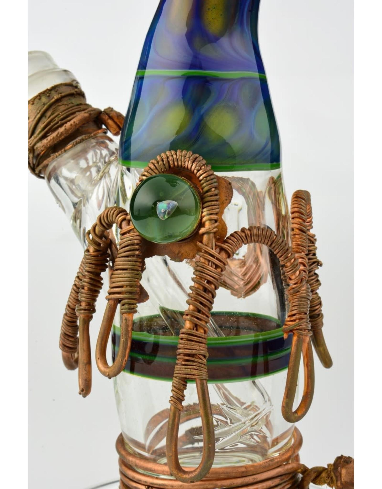 will glass Will Glass Copper Plate Alien Tech Mini Tube Mafia