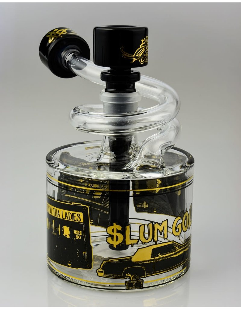 slumgold Slum Gold Slip And Slide Rig With Coiled Mouth Piece