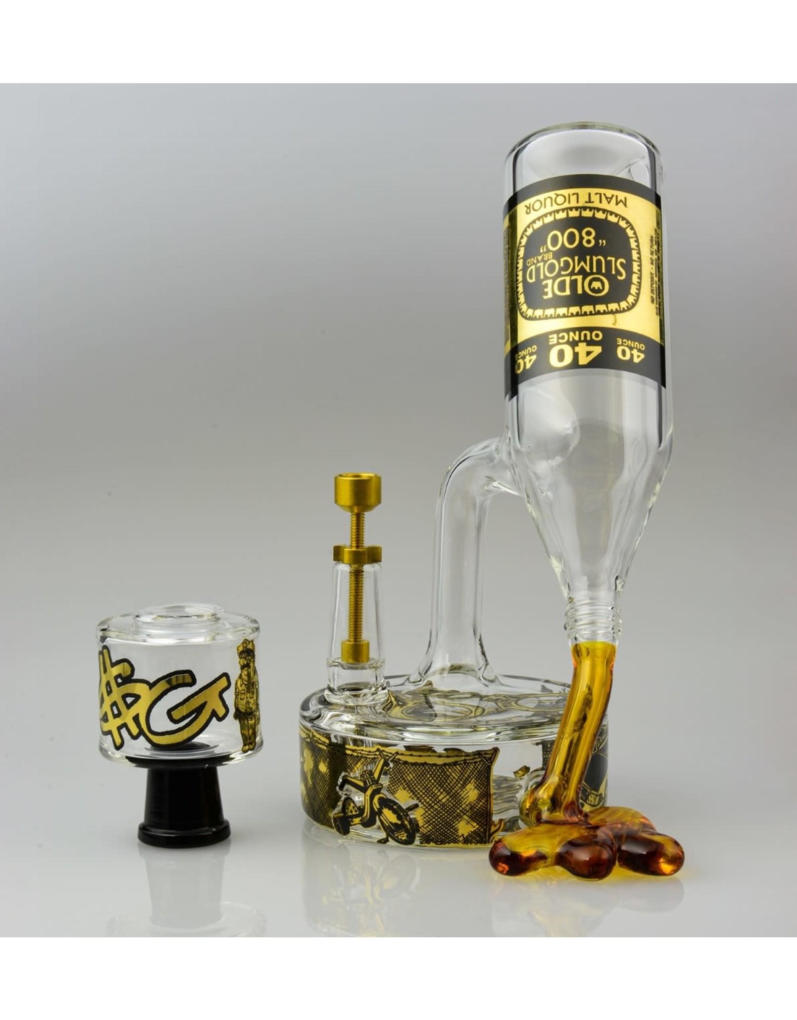 slumgold Slum Gold Spilt Beer Recycler