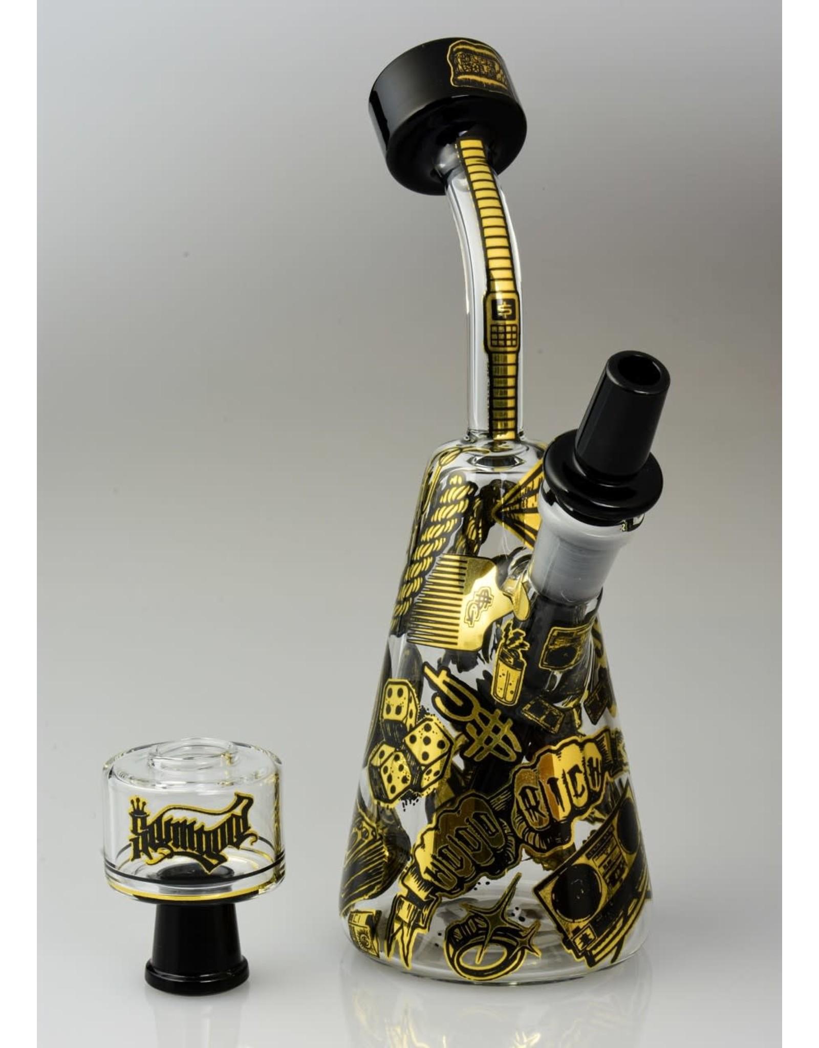 slumgold Slum Gold Mini Beaker