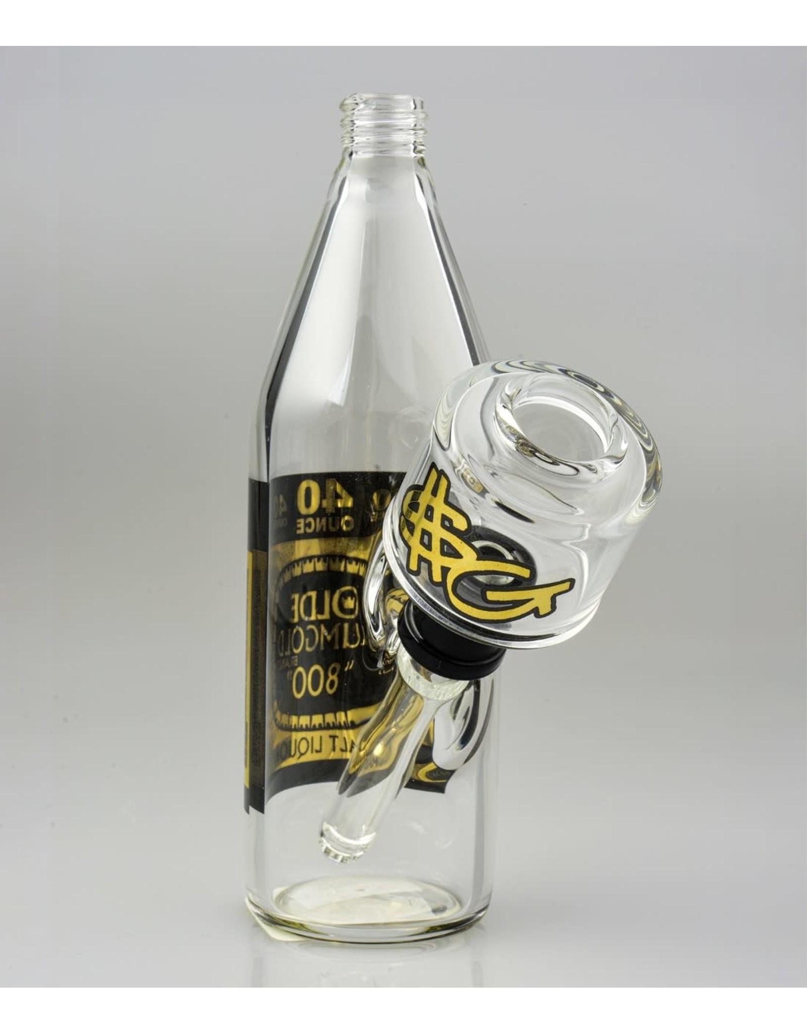 slumgold Olde Slumgold 800 40 ounce bottle 10mm male