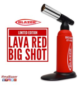 Blazer Blazer Big Shot Torch Lighter GT8000 Red