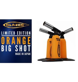 Blazer Blazer Big Shot Torch Lighter GT8000 Orange