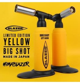 Blazer Blazer Big Shot Torch Lighter GT8000 Yellow