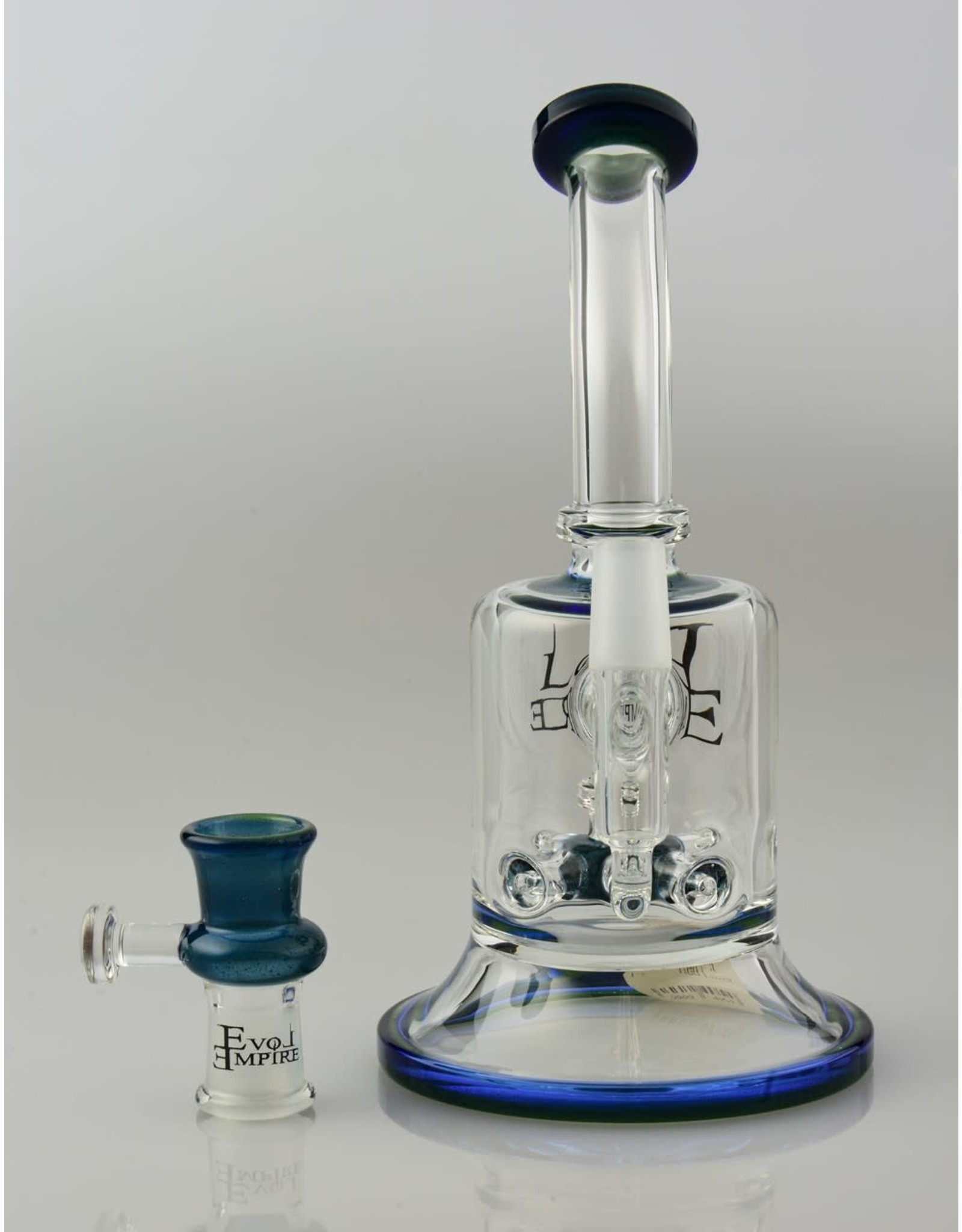 Evol Empire Evol Empire Mini 4 Point Perc With J-Red Lazer Color